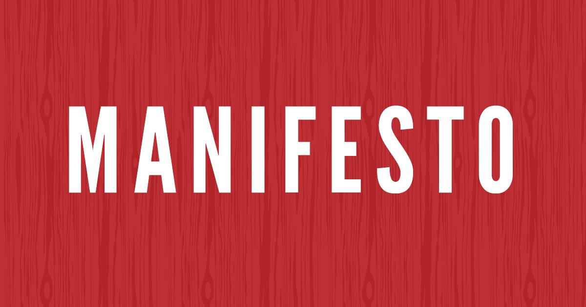 Manifesto Image: San Francisco, CA